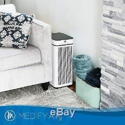 Nouveau! Medify Ma-40 2.0 Filtration De Qualité Médicale H13 Hepa Pour 840 Sq. Ft