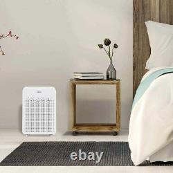 Nouveau Winix C545 Purificateur D'air Hepa 4 Étages Wifi Plasmawave Technology Smoke Home