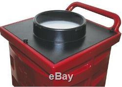 Novair F1000 Négatif Air Machine Scrubber 1000 Cfm Avec Hepa Filtre