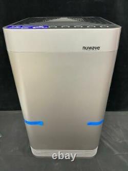 Nuwave Oxypure Purificateur D'air Intelligent À Grande Surface Modèle 47002+4 Filtres Hepa