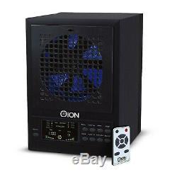 Oion Lb-7001 5-in-1 Nettoyage Purificateur D'air Hepa Système De Filtration Uvc Carbone