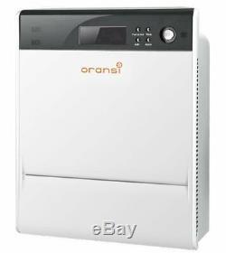 Oransi Max 90w Hepa Grande Chambre Purificateur D'air Pour La Moisissure Asthme, La Poussière Et Les Allergies
