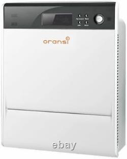 Oransi Max Hepa Grande Chambre Purificateur D'air Asthme Moisissure Poussière Allergies 90w 115v 60hz