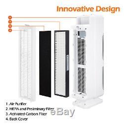 Puremate 5 In 1 Purificateur D'air Intelligent Ioniseur Avec Capteur Intelligent Et Mode Veille