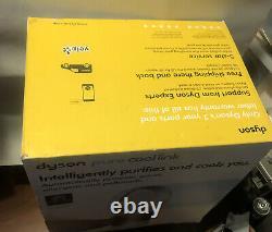 Purificateur D'air Et Ventilateur De Bureau Dyson Pure Cool Link Blanc/argent