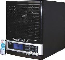 Purificateur D'air Hepa Respirons Fresh Air Ozone Générateur Avec Minuterie Deluxe