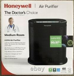 Purificateur D'air Honeywell Hpa100 True Hepa Filtre Allergen Remover Clean Air