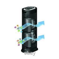 Purificateur D'air Honeywell True Hepa Tower/allergen Remover