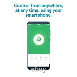 Purificateur D'air Wifi Antiviral Electriq Compatible Alexa Avec Hepa Car Eap500hcuv-wifi