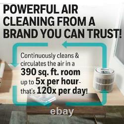 Purificateur D'air/réducteur D'odeur Honeywell True Hepa, 50250-s, Blanc