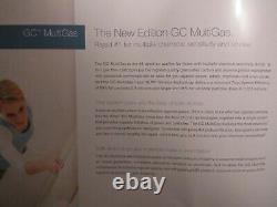 Purificateur De Système De Nettoyage D'air Multigaz Hepa Et Gc Série Iqair Healthpro Plus