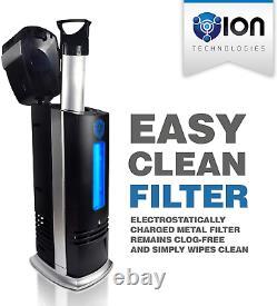 Purificateurs D'air De Grande Chambre Niveau Médical Hepa Home Air Cleaner For Allergies Fumer