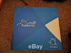 Rabbit Air Minusa2 Germ Defense Ultra Hepa Quiet 5 Filtres Filtre Squames