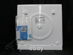 Rabbitair Minusa2 Purificateur D'air Hepa Ultra Silencieux Spa-780a Boîte Ouverte Blanche
