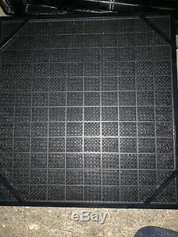 Rabbitair Spa-780a Minusa2 Ultra Hepa Silencieux Purificateur D'air Pet Allergy Noir