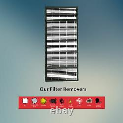 Remplacement Des Filtres Hrf- H2/type H Fits Honeywell Air Purifier Hepa Filter-2