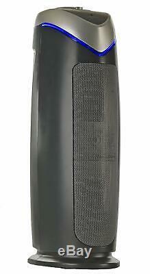 Respirez L'air Frais Purificateur 3-in-1 Système De Nettoyage D'air True Hepa Uv-c Odeur Réduire