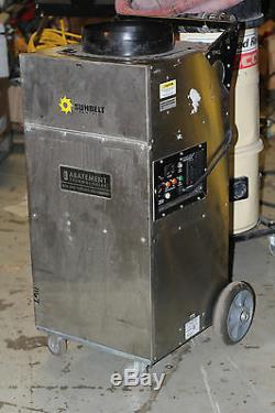 Tech-hepa Abatement Portable Air Scrubber Aire Modèle Pas1200