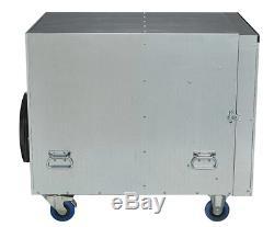 Technologies Hepa-abatement Aire Portable Air Scrubber (1200cfm / 2000cfm) H2km