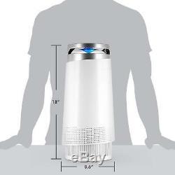 Tenergy Renair Purificateur D'air Hepa Filtre Ultra Silencieux Filtre À Air Pour Les Fumeurs