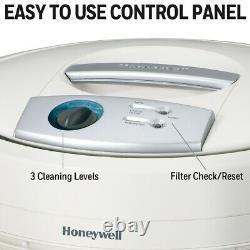 Tout Nouveau Honeywell True Hepa Air Purifier 50250-s, White Free Shipping