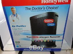 Vrai Hepa 310 Sq. Ft. Allergène Remover Purificateur D'air