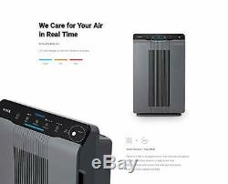 Winix 5300-2 Purificateur D'air Hepa, Plasmawave Et Odeur Réduction De Gris