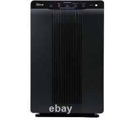 Winix 5500-2 Nettoyeur D'air Avec Technologie Plasmawave, Noir, Flambant Neuf
