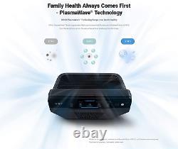 Winix 5500-2 Purificateur D'air Avec Vrai Hepa Plasmawave Et Odor Reducing Lavable