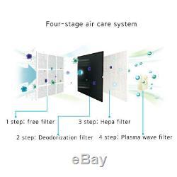 Winix Aes330-w0 Purificateur D'air Laveuse Filtre À Air Frais Hepa 4étape Filtre Ac 220 V