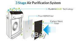 Winix C535 Filtre À Air Avec La Technologie Plasmawave 3 Hepa Étape Purificateur D'air Nouveau
