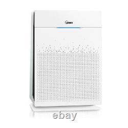 Winix Zero+ Pro 5 Étapes Purificateur D'air De Poussière/allergène/nettoyeur 49,5m2 Filtre Hepa