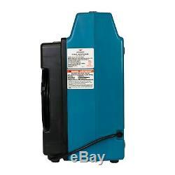 Xpower X-2580 Hepa Professional Air Scrubber Purificateur 4 Etape Système De Filtration
