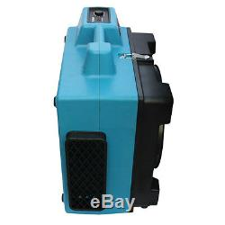Xpower X-3400a Industrielle 3 Étape De Filtration D'air Hepa Purificateur D'air Scrubber